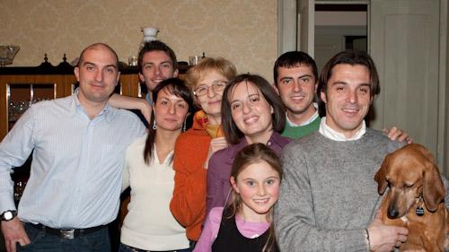 Zia Anna e nipoti
